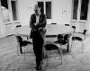 Adolf Krischanitz, Architekt, Designer, Publizist, Ausstellungsmacher und Universitätslehrer. © Elfie Semotan